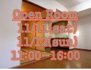 openroom 1111-1112